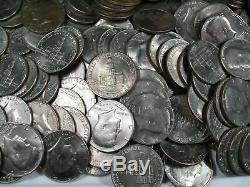 $100 Face (10 Rolls) Clad 1976-PD BICENTENNIAL JFK Kennedy Half Dollars Lot Roll