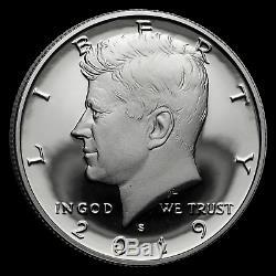 1964-2019 Kennedy Half Dollar Complete Set 190 Coins (Dansco) SKU#198732