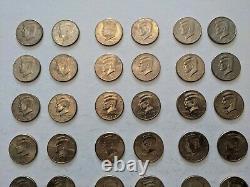 1964 2021 Kennedy Half Dollar Set 56 Year Collection