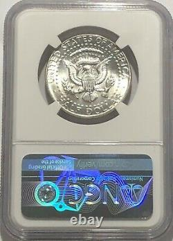 1964 D Ngc Ms66 Silver Kennedy First Year Of Issue Jfk Coin 50c Half Dollar