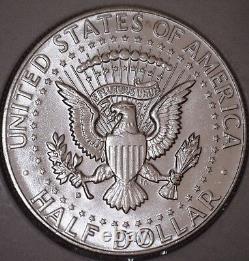 1964-D Quad 50c Kennedy SILVER Half Dollar FS-105 QDO-005, The Big One. Hi Grade
