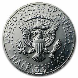 1964 Kennedy Half Dollar 20-Coin Roll Proof