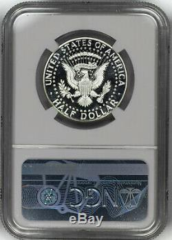 1964 Kennedy Half Dollar 50c Ngc Certified Pf 68 Proof Unc Ultra Cameo (001)