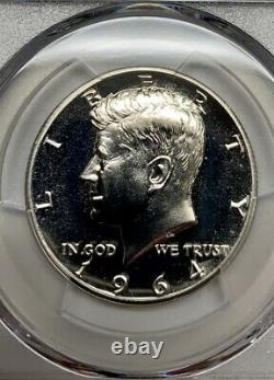 1964 Kennedy Proof Half Dollar PCGS PR67 Accented Hair FS-401 Silver Coin