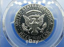 1964 P Accented Hair, Silver Kennedy Half Dollar PCGS PF 68 Pop. = 490