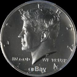 1964-P Kennedy Half Dollar PCGS PR67CAM Proof Accented Hair Blast White Stock