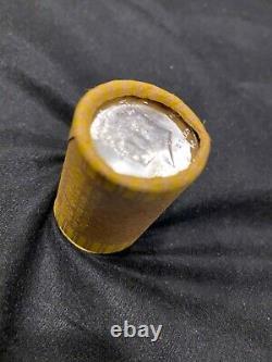 1964-P Kennedy Half Dollar Rolls BU SOLID DATE BANK WRAPPED 90% Silver! 28 ROLLS