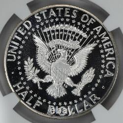 1964 Proof Kennedy Half Dollar 50c Ngc Certified Pf 69 Unc Ultra Cameo (017)