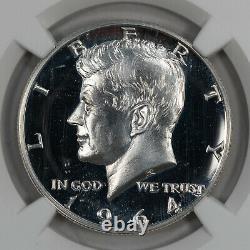 1964 Proof Kennedy Half Dollar 50c Ngc Certified Pf Pr 69 Cameo (002)