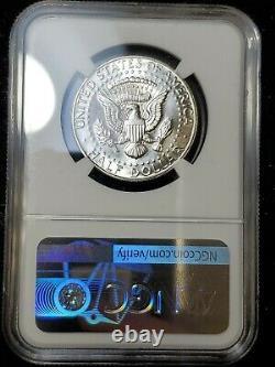 1965 NGC SMS MS68 Kennedy Half Dollar STOCK