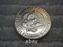 1966 Kennedy Half Dollar ERROR ROTATED DIE error 22deg. RARE BEAUTIFUL COIN