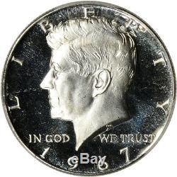 1967 SMS US Kennedy Silver Half Dollar 50C PCGS SP67 DCAM