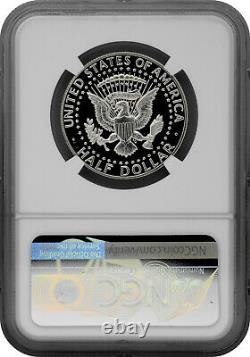 1968 S DDO Proof Kennedy Half Dollar NGC PF 69 Cameo VP-004 ONE & ONLY TOP POP