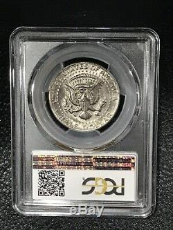 1972-D Kennedy Half Dollar PCGS MS-62 NO FG (FS-901) Mint Error