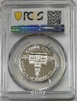1976 S Silver Kennedy Half Dollar 502c Pcgs Pr70dcam