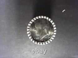 1983 D Kennedy Half Dollar Gem Bu Roll Obw Original Bank Wrapped Roll