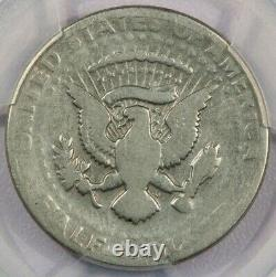 1984-D Kennedy Half Dollar PCGS FR02 FR2 Lowball Low Ball Lowest grade for date