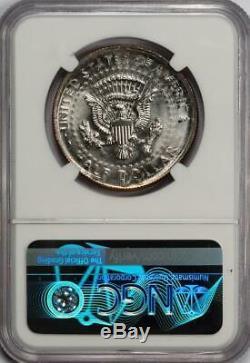 1985 NGC MS65 Triple Struck Kennedy Half Dollar Mint Error Amazing Eye Appeal
