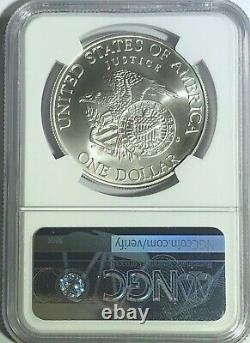 1998 S $1 Robert F Kennedy Ngc Ms70 Rfk Silver Commemorative Dollar Coin Unc
