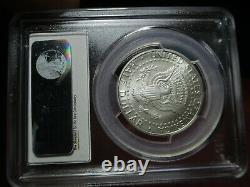1998-s Kennedy Half Dollar Sms Matte Silver Pcgs Certified Graded Coin Sp 69 50c