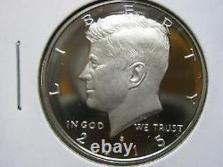 2012 S 2013 S 2014 S 2015 S CLAD PROOF KENNEDY HALF DOLLARS (4 Coins)