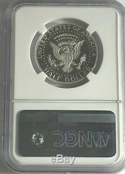 2012 S Proof Silver Kennedy Half Dollar Ngc Pf70 Ultra Cameo Uc Signature Label