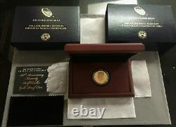 2014 50th Anniversary Kennedy Half-Dollar Gold Proof Coin (K15)