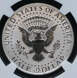 2014 Kennedy Half Dollar 50th Annv Silver 4 Coin Set NGC PF SP 70 High Relief ER
