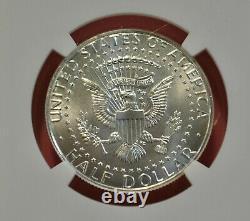 2014 P/D/S/W Kennedy 50th Anniversary 4 Coin Set Silver 50C Half Dollar