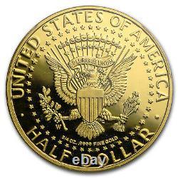 2014-W 3/4 oz Gold Kennedy Half Dollar PR-70 PCGS SKU #96742