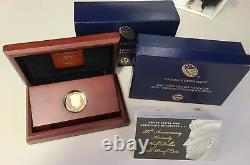 2014 W Gold Half-Dollar Kennedy 50th Anniversary Proof 50C