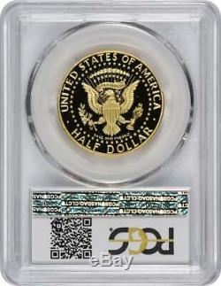 2014-W Kennedy Gold Half Dollar 50th Anniversary PR69DCAM PCGS