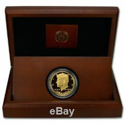 2014-W US Gold Half-Dollar Kennedy 50th Anniversary Proof 50C