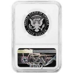 2020-S Limited Edition Silver Proof Set Kennedy Half Dollar NGC PF70UC ER Trolle