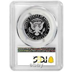 2020-S Limited Edition Silver Proof Set Kennedy Half Dollar PCGS PR70DCAM FDOI F