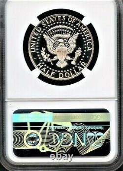2021 S Silver 99.9 Kennedy Half Dollar First Day Of Issue NGC PF70 U. C-IN STOCK