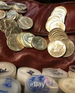 90% silver Kennedy Half Dollars