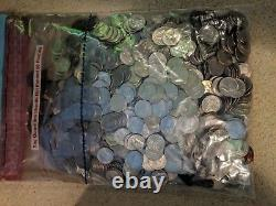 Bank Sealed Bag Of Circulated 1976 Bicentennial Kennedy Half Dollars