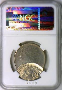 Kennedy Half Dollar Struck 60% Off-Center Mint Error NGC MS-65 Wow