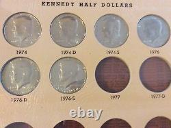 Kennedy Half Dollars 1964 1976 (26 Coins) (50B-160/161)