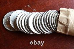 Lot of 10 1964 D & P Kennedy Half Dollar 90% SILVER US Coins