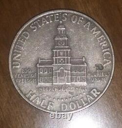 RARE Mint Error 1776-1976 Bicentennial Kennedy Half Dollar