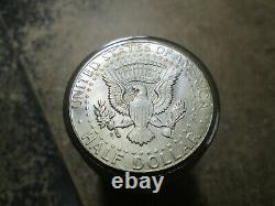 Roll Of 20 UNC BU 1964 D KENNEDY HALF DOLLARS