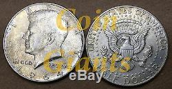 Roll of 20 90% Silver 1964 Kennedy Half Dollars $10 Face Value TWENTY COINS