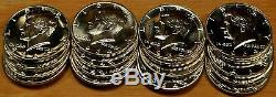 Roll of 20 Choice To GEM Proof 1964 Kennedy Half Dollars Some Cameos Included