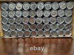 Ten (10) Bank Wrap Sealed Kennedy Half Dollar Coin Rolls, $100 Fv Unsearched Lot