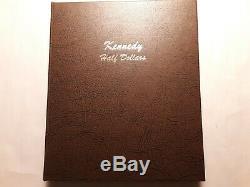 Uncirculated Kennedy Half Dollars in Dansco Album 1964-2019 P & D (104 coins)